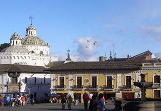 Voyage de noce en Équateur